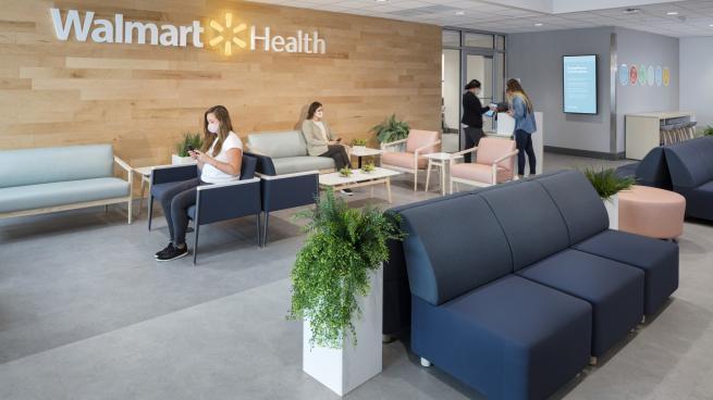 Walmart Health Acquires MeMD