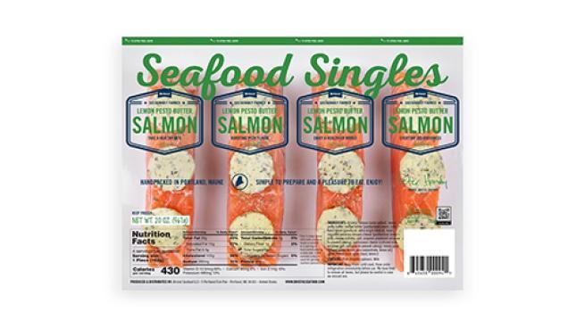 Bristol Seafood Singles