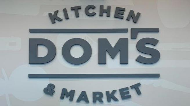 Dom's Kitchen & Market Welcomes Shoppers in Chicago to New Food Emporium
