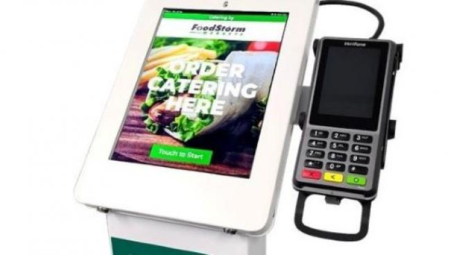 FoodStorm's In-Store Kiosks Offer Frictionless Way to Place Catering Orders