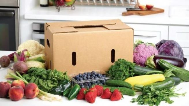 Giant Food to Deliver Local Produce Boxes
