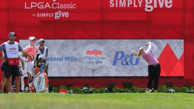 2021 Meijer LPGA Classic Raises $1.1M for Food Pantries