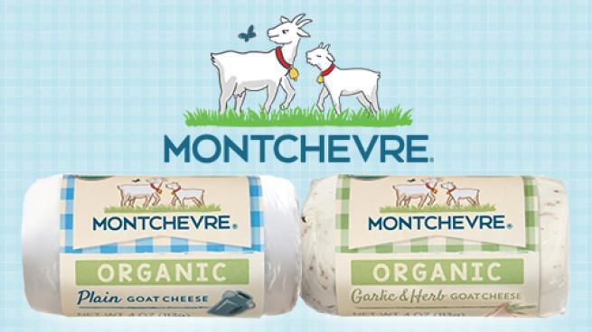 Montchevre Organic Goat Cheese