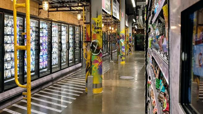 Organic Garage Sees Q1 Sales Decline, But Is Still in Strong Position