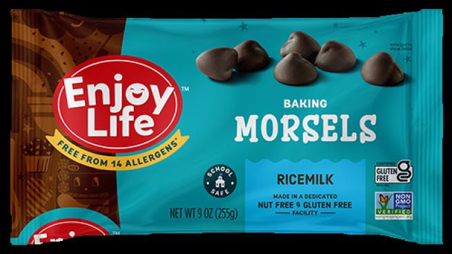 Enjoy Life Ricemilk Baking Morsels