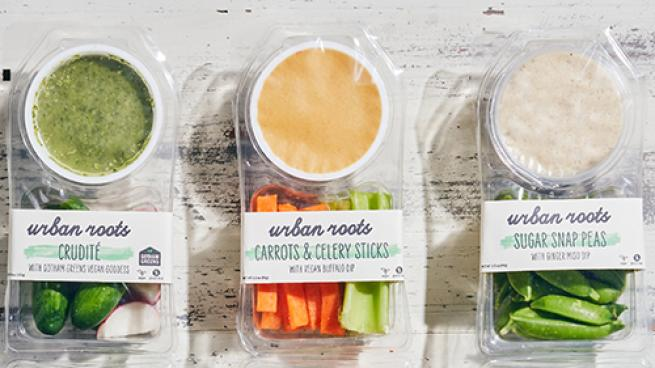 Urban Roots Healthy Snack Kits