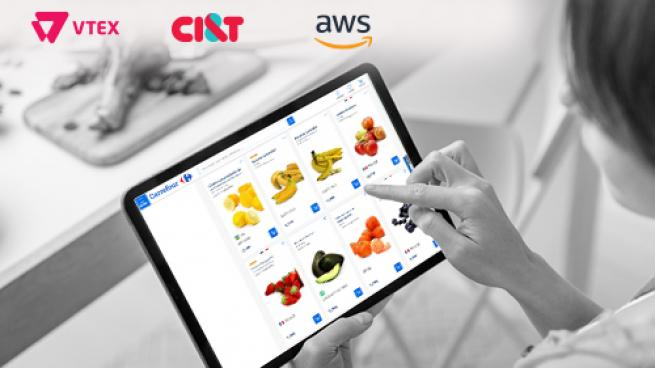 Carrefour Leads Online Grocery with Its New Digital Experience