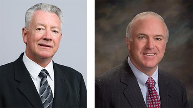 King Kullen Makes Executive Appointments Joseph W. Brown Bernard P. Kennedy
