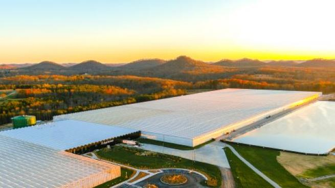 AppHarvest Secures $91M for High-Tech Indoor Farms