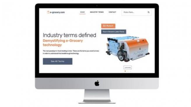 New Online Resource forGrocery E-commerceDebuts