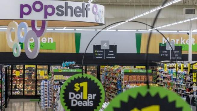 Dollar General Introduces Its 1st Store-Within-a-Store Concept