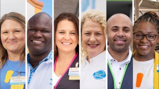 Walmart, PepsiCo Recognize Every Day Heroes