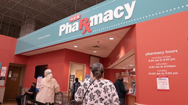 H-E-B Tops J.D. Power Pharmacy Rankings