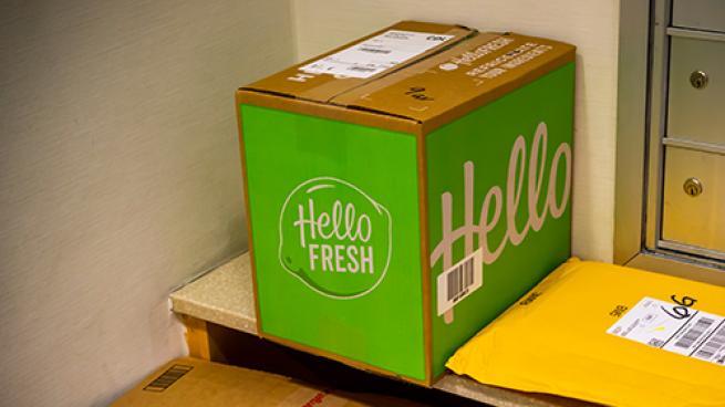 HelloFresh Debuts Feel-Good Ads for Meal Kits