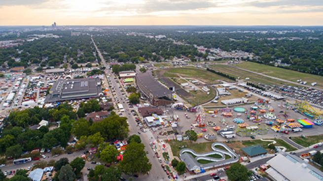 Hy-Vee to Set Up COVID-19 Vaccination Clinics at Iowa State Fair