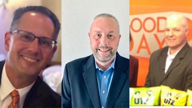 PFMA Adds 3 Members to Board Mike Mammone Bill Lipsky Chuck Tullis