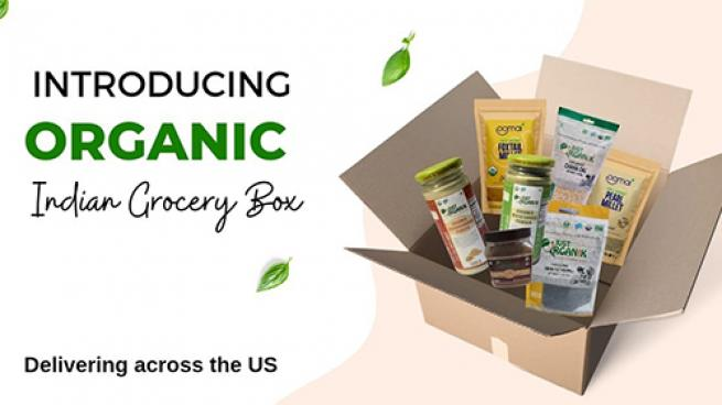 Quicklly Rolls Out 1st-Ever Organic Indian Grocery Subscription Box