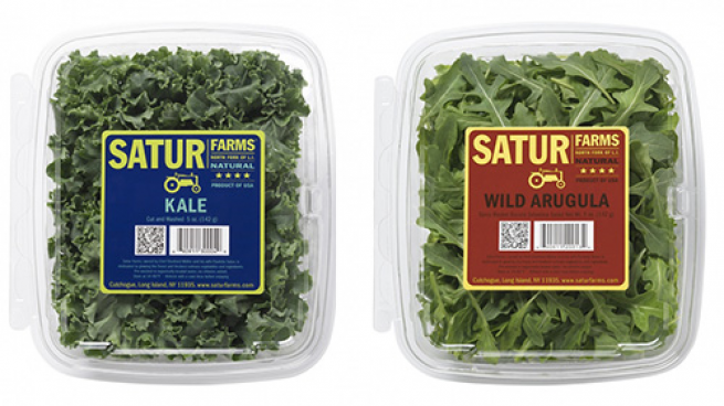 Tops Offers Sustainable Leafy Greens Satur Farms