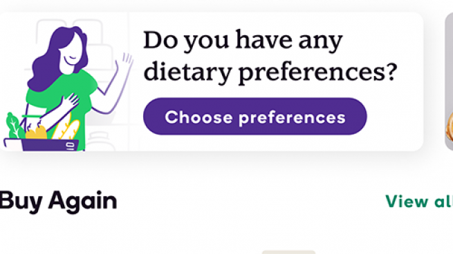 Shipt Rolls Out Dietary Preferences Feature