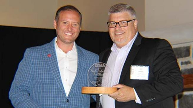 Giant Co.'s Bertram Is PFMA's Food Industry Trailblazer