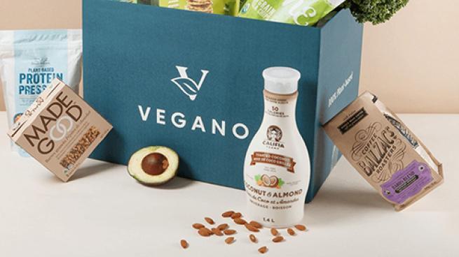 Vegano Launches Online Plant-Based Marketplace