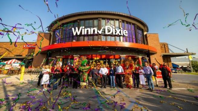 Winn-Dixie Celebrates 65 Years in Louisiana