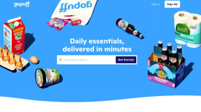 Gopuff Improves 'Moment Marketing' With New Partnership