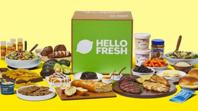 HelloFresh Adds Grocery Items to Orders