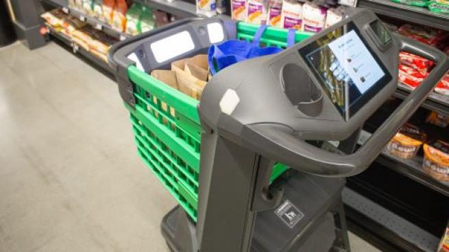 Amazon is Taking Grocery into the Space Age