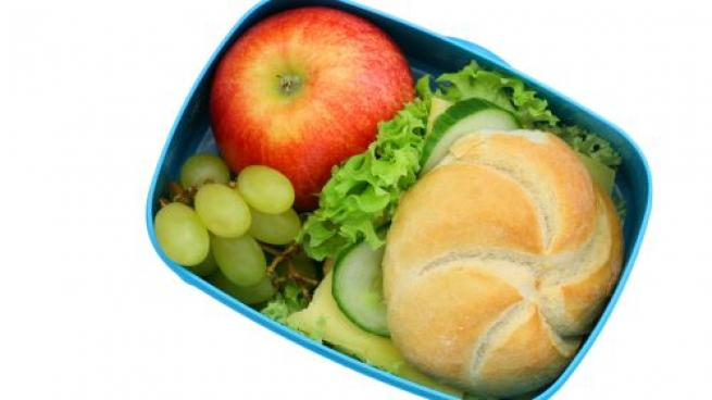 Promoting Healthful School Lunches and Snacks