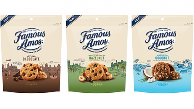 Famous Amos Wonders From the World