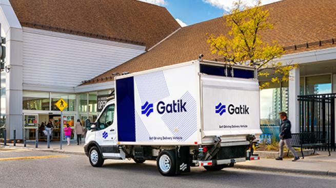 Autonomous-Truck Maker Gatik Drives Into Texas Fort Worth AllianceTexas Mobility Innovation Zone