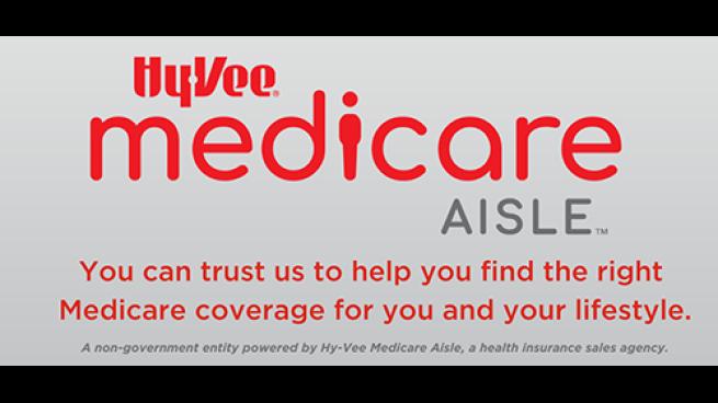 Hy-Vee Medicare Aisle Debuts