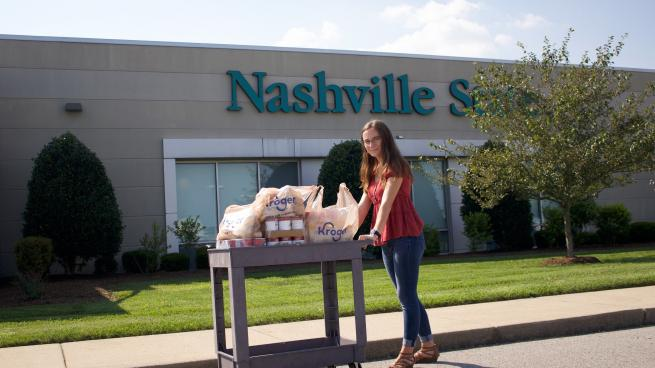 Kroger Takes Food Insecurity Efforts 'Back to School'