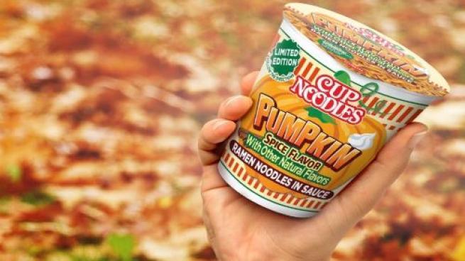 New Arrivals Herald Pumpkin Spice Season
