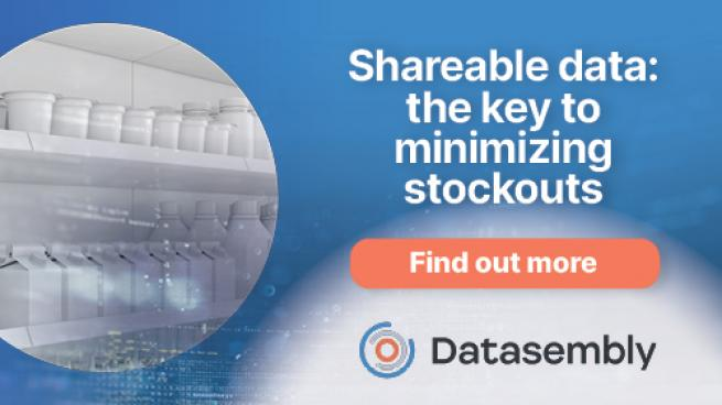 Shareable Data: The Key to Minimizing Grocer and CPG Stockouts