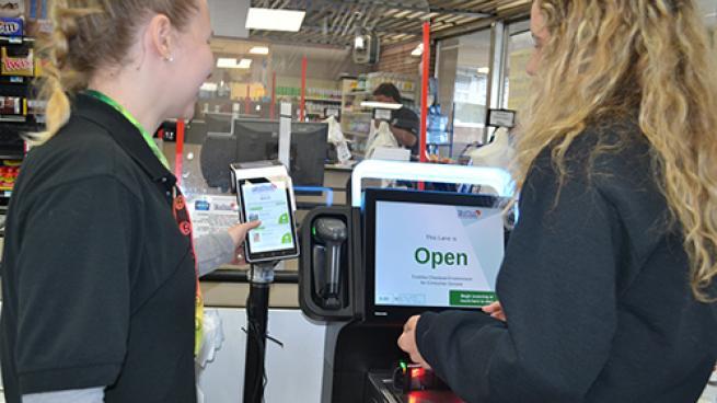 Allegiance Retail Services Completes Successful Checkout Terminal Pilot AppCard