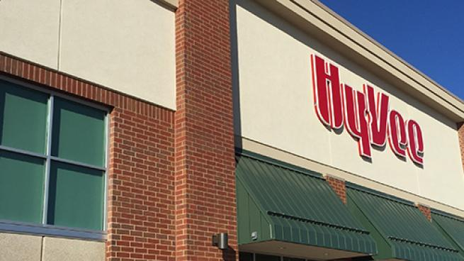Hy-Vee Holding 4th 'Best of Local Brands' Summit in November The W Nail Bair