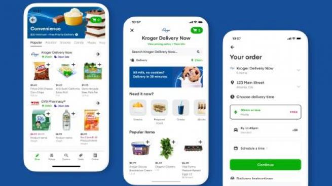 Kroger Feels the Need for More Delivery Speed