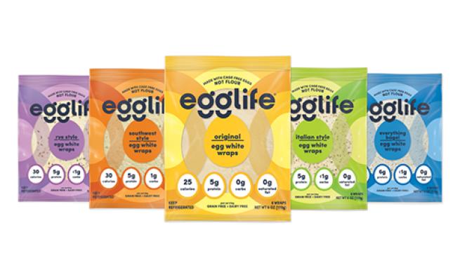 egglife® egg white wraps