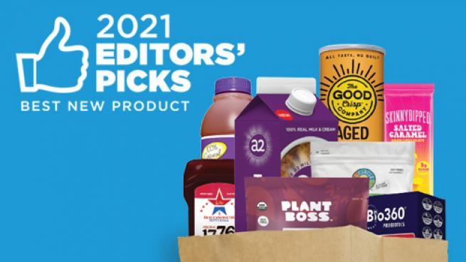 Progressive Grocer Names the Best New Products of 2021