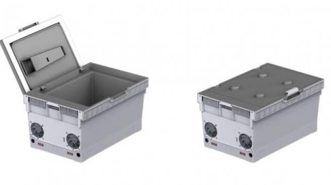 Phononic Unveils Actively-Cooled Tote for Cold Chain Delivery