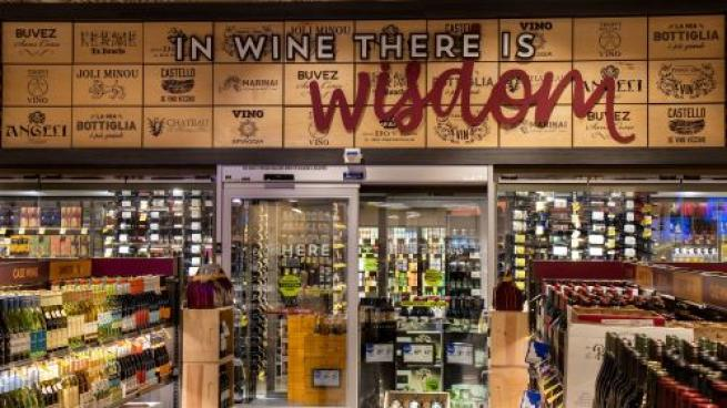 Why Albertsons Has Become a Wine Destination