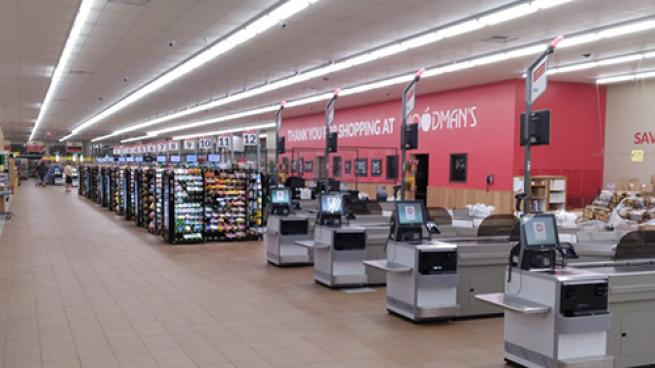 Woodman's Latest Store Opens at Mall Stratford Square Mall