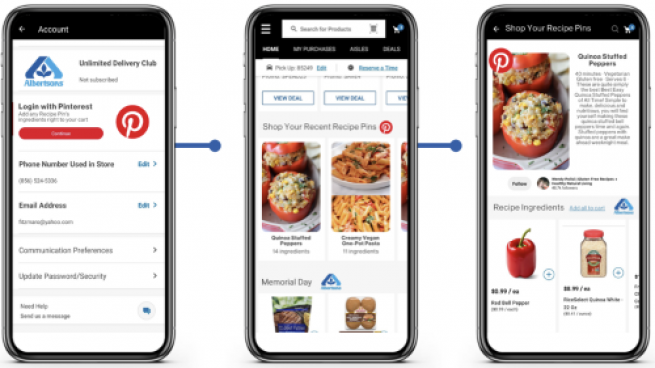 Albertsons Co. Makes Another Major Digital Move With Social Media Giant