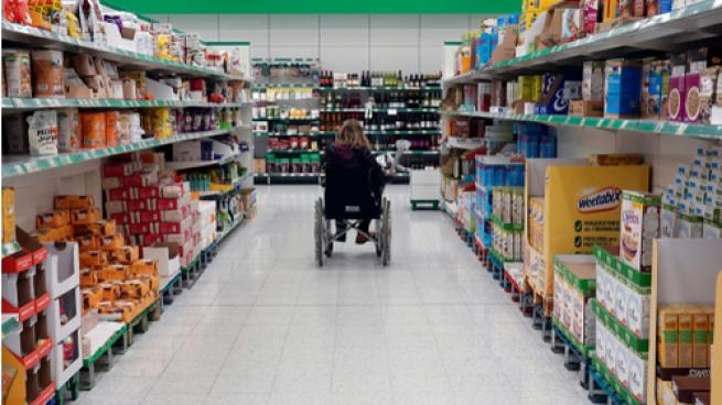 Shopping Basket for Wheelchair Users Wins Accelerator Contest