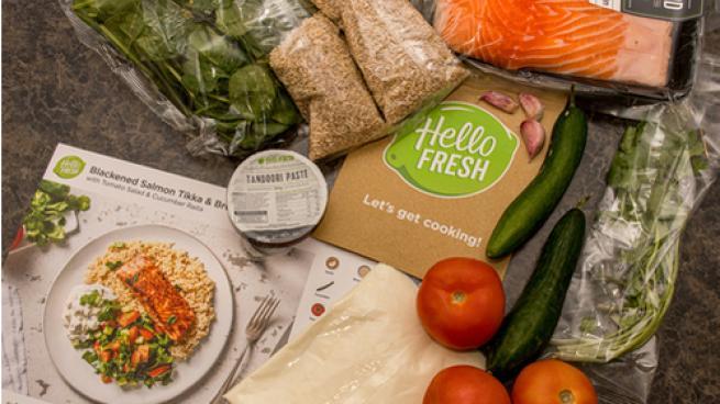 HelloFresh Donates 500K Pounds of Food in September