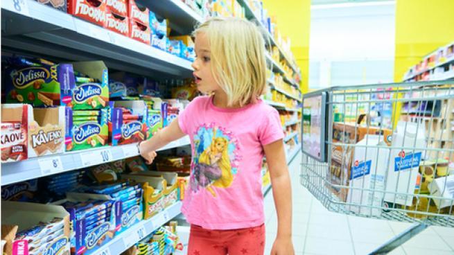 Yes, Kids Really Do Influence Impulse Buys