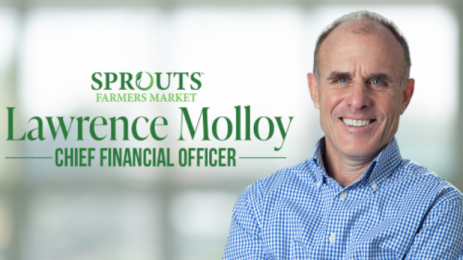 Sprouts Board Member Appointed New CFO