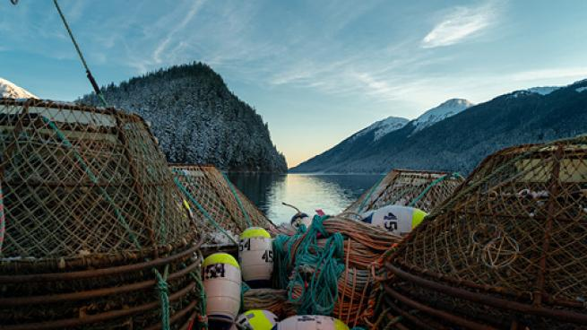 Alaska Seafood Customers Choose Fish